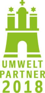 Logo Umweltpartnerschaft 2018 RGB