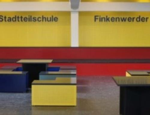 Eingangsbereich Stadtteilschule Finkenwerder