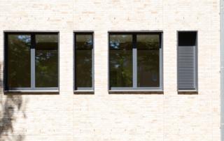 Holz-Alu-Fenster-Stadtteilschule