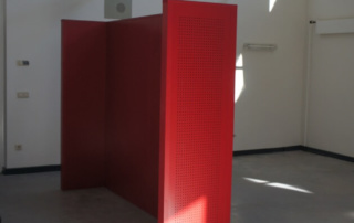 Möbel im Eingangsbereich Stadtteil-Schule