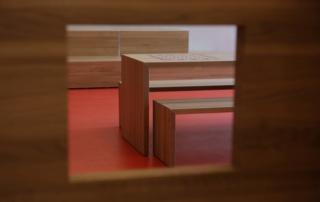 Neue Möbel für die Mensa