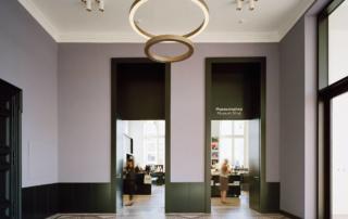 Wandverkleidungen Kunsthalle Hamburg 1
