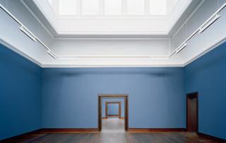 Wandverkleidungen Kunsthalle Hamburg 2
