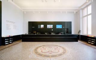 Wandverkleidungen Kunsthalle Hamburg 4