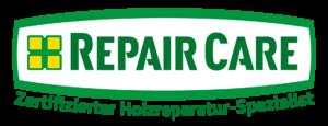 Zertifizierter Holzreparatur Spezialist Hintergrund transparent